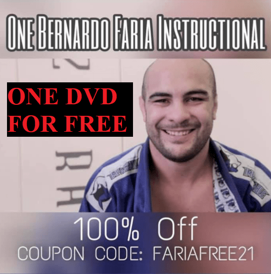Free DVD from Bernardo FARIA