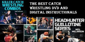 the best catch wrestling dvd and digital instructionals