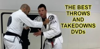 The best throws and takedowns dvds and digital instructionals