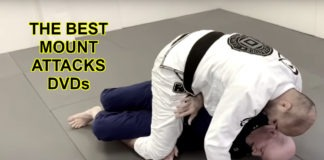 The best bjj jiu jitsu mount attacks