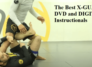 The best X guard dvd and digital instructionals