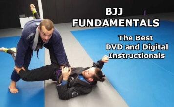 BJJ Fundamentals The Best DVD and Digital Instructionals