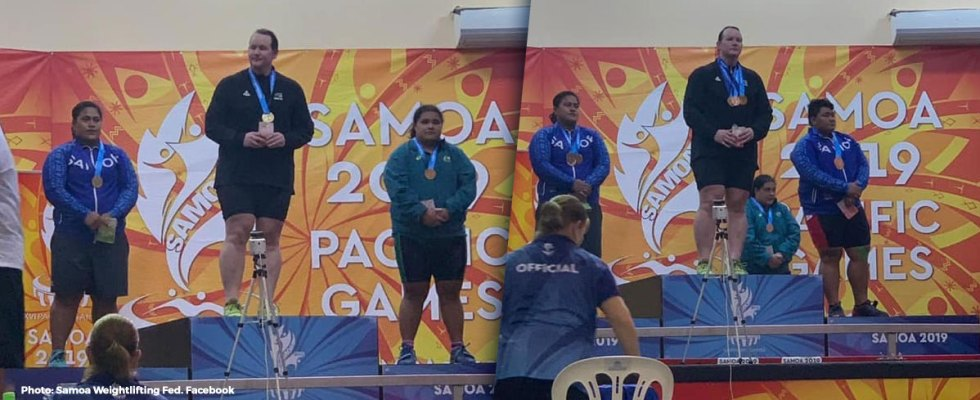 CaldronPool 27 41 - 2 Gold Medals For Transgender Weightlifter - Is Fair Play In Sports Gone?