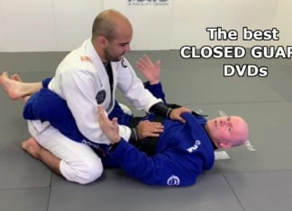 The Best Closed Guard DVD Instructionals and Digital Releases