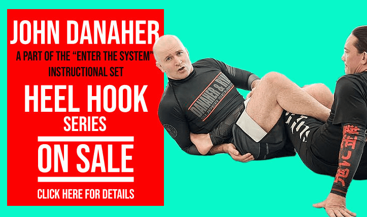 John Danaher leg Locks on sale