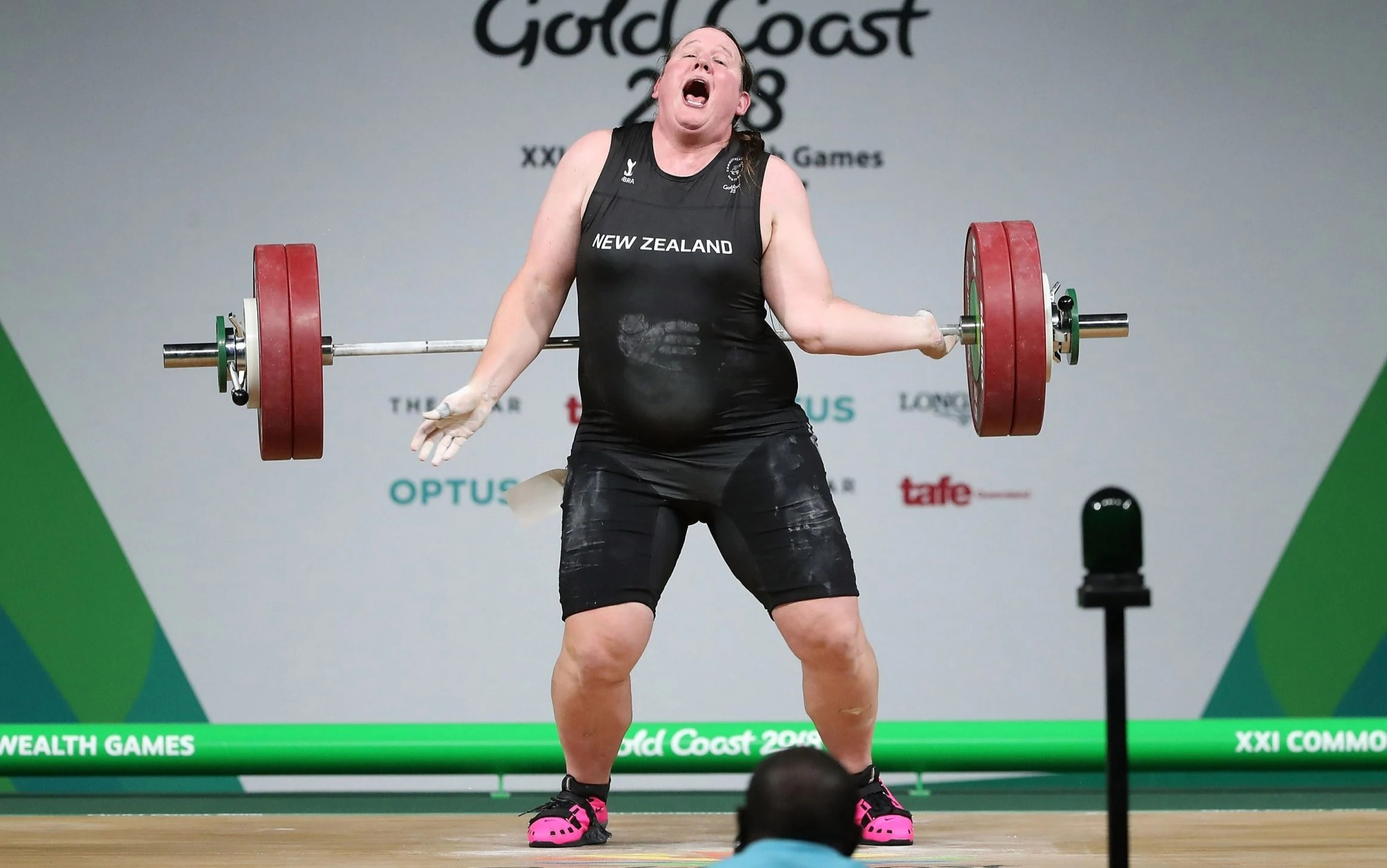 Untitled - 2 Gold Medals For Transgender Weightlifter - Is Fair Play In Sports Gone?