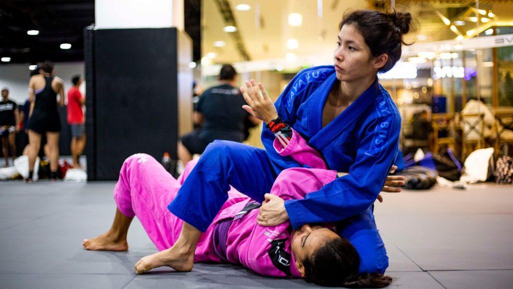 common positions during a Brazilian Jiu Jitsu match 1024x578 1 - 8 Jiu-Jitsu Mistakes That Are Holding You Back