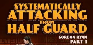 Systematically Attacking From Half Guard Gordon Ryan DVD Instructional Review