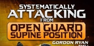 Systematically Attacking The Guard Supine Position Gordon Ryan Instructional Review