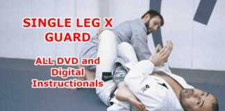 Single LEg X DVD and Digital Instructionals