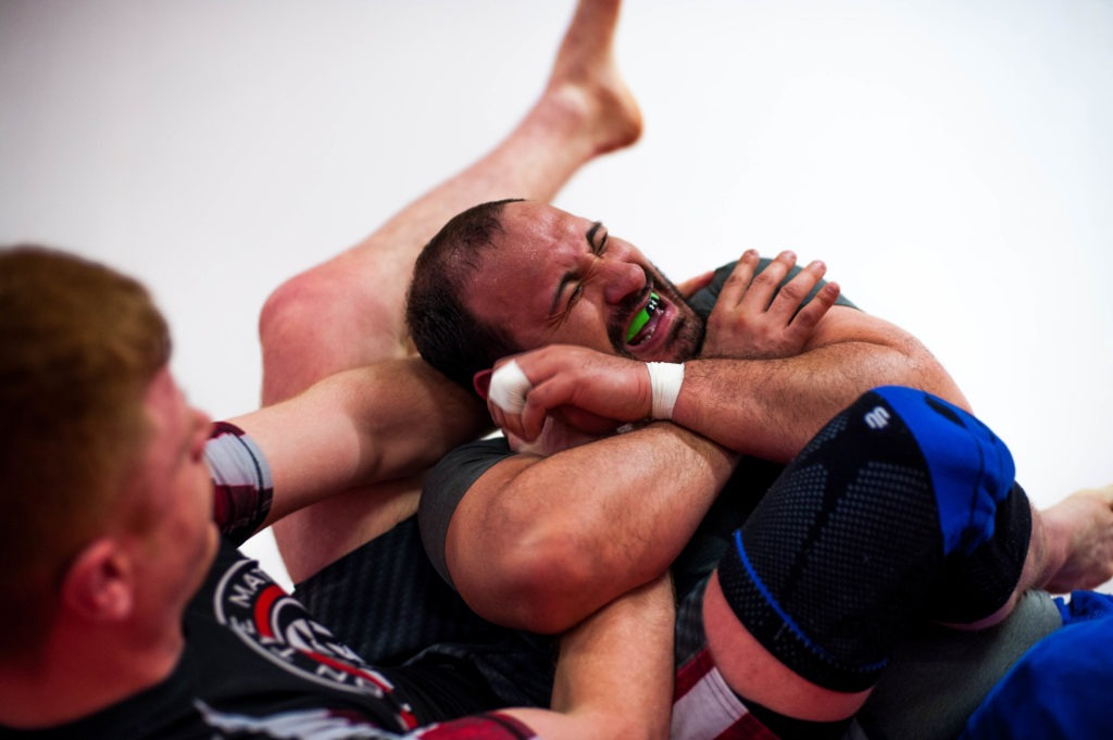 bjj injury 1024x681 - Is BJJ Dangerous? This Is All You Need To Know!