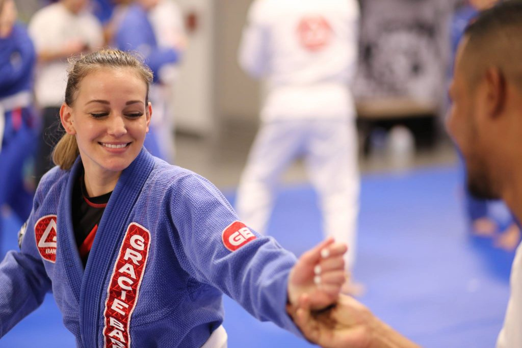 gracie barra woman self defense 1024x683 1 - Hidden Benefits Of BJJ That Can Change Your Life