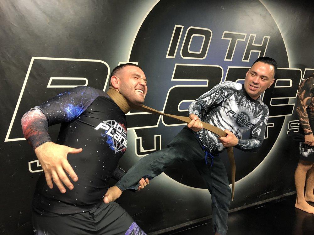 The Full Story Behind 10th Planet Jiu Jitsu