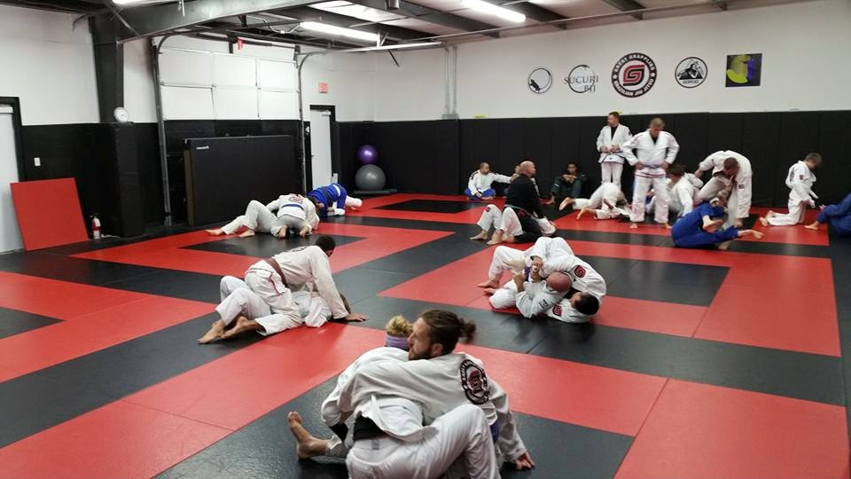 BJJ 109820 - Jiu-Jitsu Schools: Everything You Need To Know