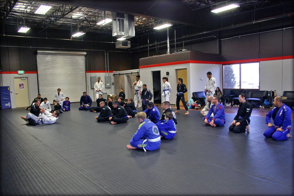 Black Diamond Gracie Brazilian Jiu Jitsu Reno BJJ Training 1024x683 - Basic Jiu-Jitsu Stuff All Beginners Have To Master