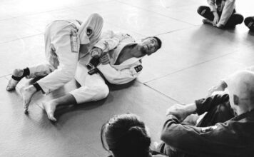 Why The Kimura Sweep Is The Best BJJ Sweep