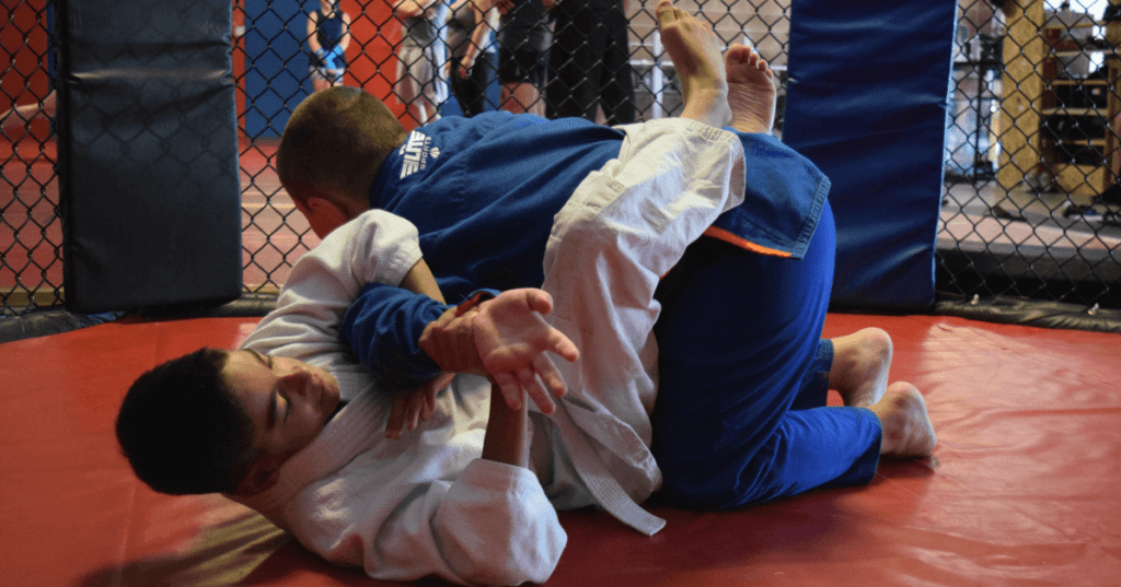 Empire MMA Kids Brazilian Jiu Jitsu Gi Kimura Sweep 1024x537 - Why The Kimura Sweep Is The Best BJJ Sweep?