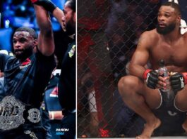 Tyron Woodley is no longer in the UFC