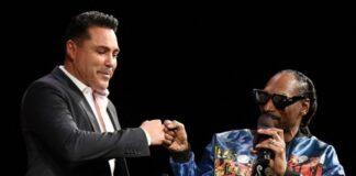 Oscar De La Hoya's behavior worries legendary fighters: 'It's all fun until someone dies'