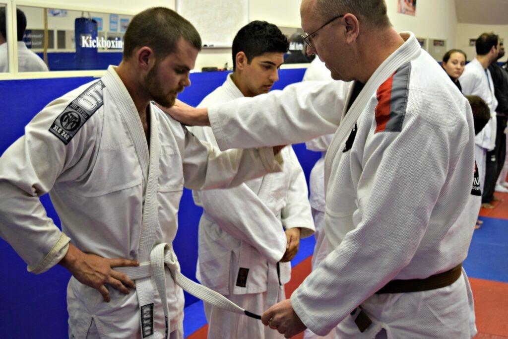 Brazilian Jiu-Jitsu Promotions