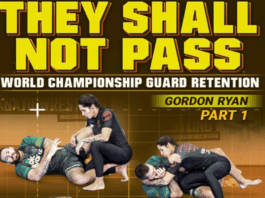 They Shall Not Pass Gordon Ryan BJJ DVD Review