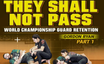 They Shall Not Pass Gordon Ryan BJJ DVD Review