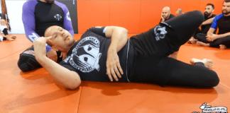 Baby Bridge Posture - The Future Of Jiu Jitsu Escapes