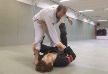 Cross guard BJJ System - Power in simplicity