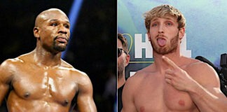 It's OFFICIAL! Floyd Mayweather Will Face Paul in Front of More Than 65k Fans