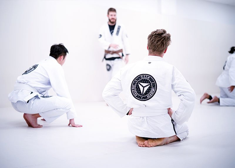 sjja fundamentals program highlight 2 - Basic Jiu-Jitsu Stuff All Beginners Have To Master
