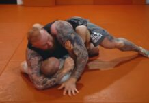 Watch GOT's `The Mountain` Hafthor Bjornsson vs BJJ Black Belt Gunnar Nelson