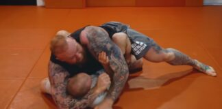 Watch GOT's `The Mountain` Hafthor Bjornsson vs BJJ Black Belt Gunnar Nelson