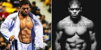 Andre Galvao strength workout for jiu jtisu