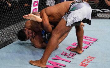 Andre Muniz Breaks Jacare's Arm