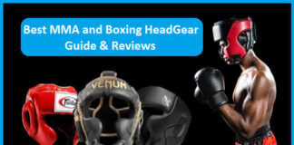 Best MMA and Boxing Headgear