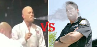 COps vs Stonerz Highrollerz event