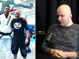 John Danaher: 'Roger Gracie is the Jiu-Jitsu GOAT'