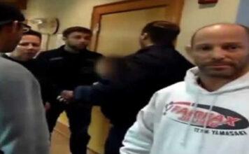 Ryan Hall Attacked in restaurant