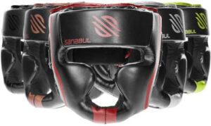 Sanabul Essential MMA Boxing Kickboxing Head Gear