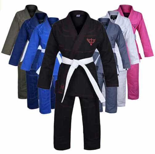 Jayefo Sports Jiu-Jitsu Gi
