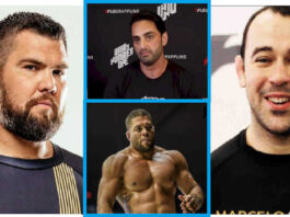 Mo Jassim Accuses Andre Galvao and Robert Drysdale for ADCC 2007 Match Fixing. Marcelo Garcia Got Robbed?