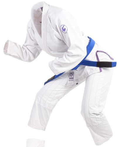 Gold BJJ Women's Ultra Light Jiu Jitsu Gi