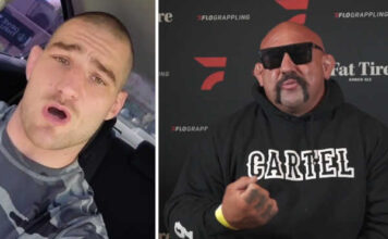 Sean Strickland Responds to Orlando Sanchez, and Sends a Message to Grappling Fans: