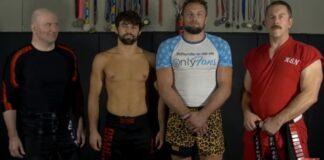 VIDEO: Master Ken vs. DDS - Ameri-Do-Te Presentation Had Something to do With DDS Break Up?