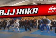 The Most Powerful BJJ HAKA Performed by New Zealanders