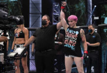 Alana McLaughlin MMA Trans Athlete