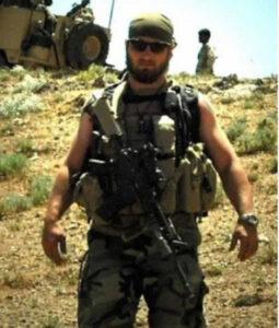 Alana Mclaughlin U.S. Army