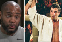 Daniel Cormier Royce Gracie is the geatest submission artist in UFC history